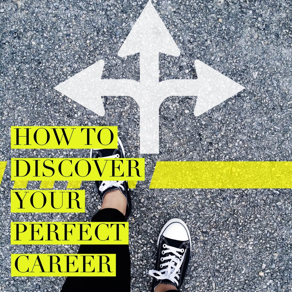 How to Discover Your Perfect Career