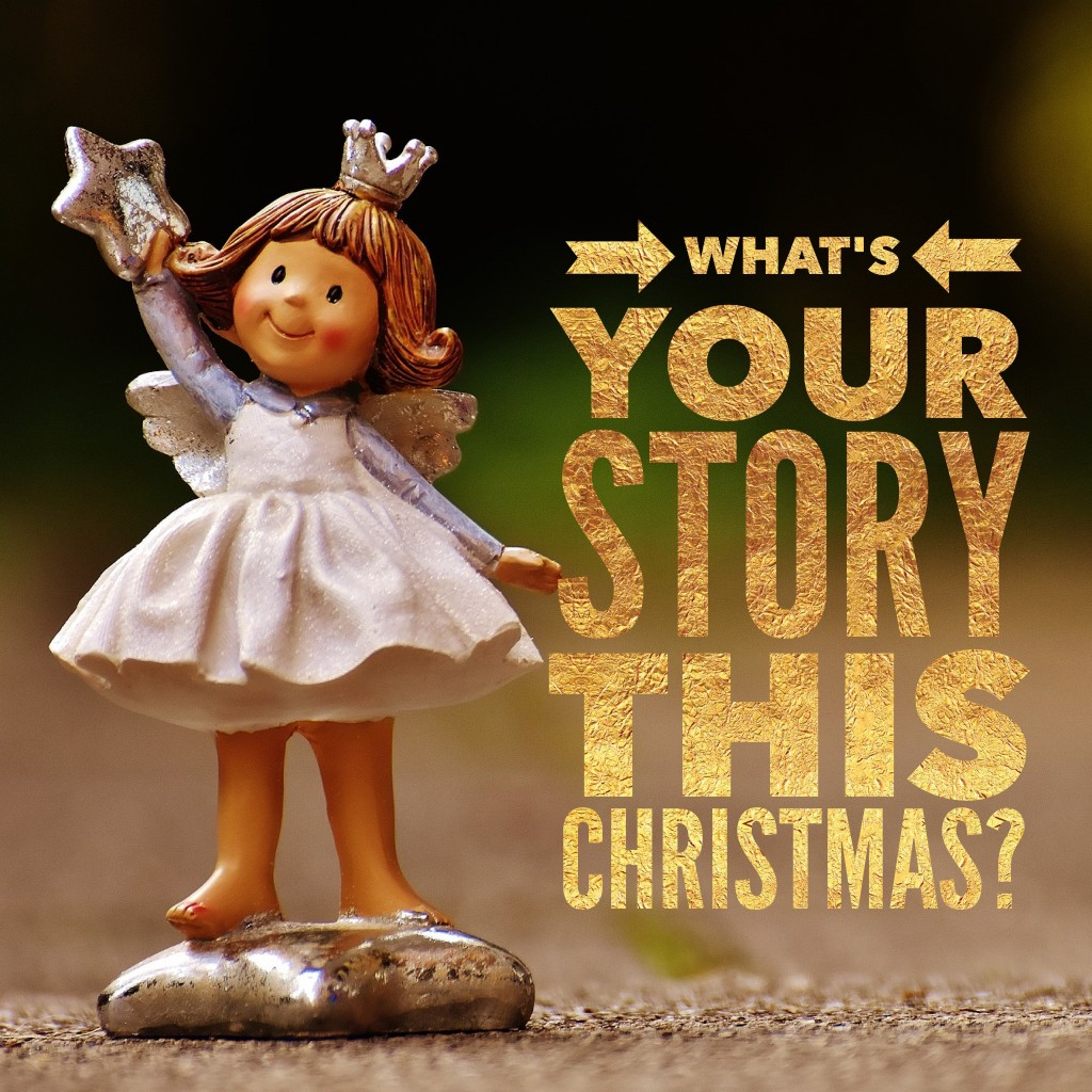 What's Your Story This Christmas?